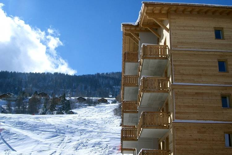 Le Pracondu 3P8 - Apartment - Nendaz - Exterior - Winter