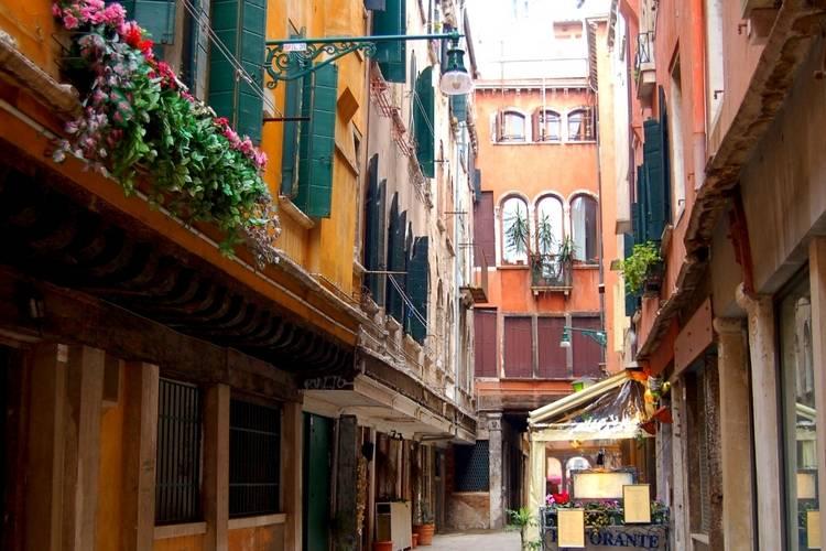 Paradiso San Silvestro Venezia Veneto Venice Italy