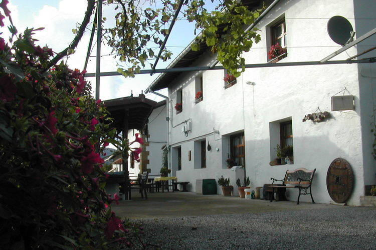 Astobieta Urdaibai Biosphere Ajangiz Basque Spain