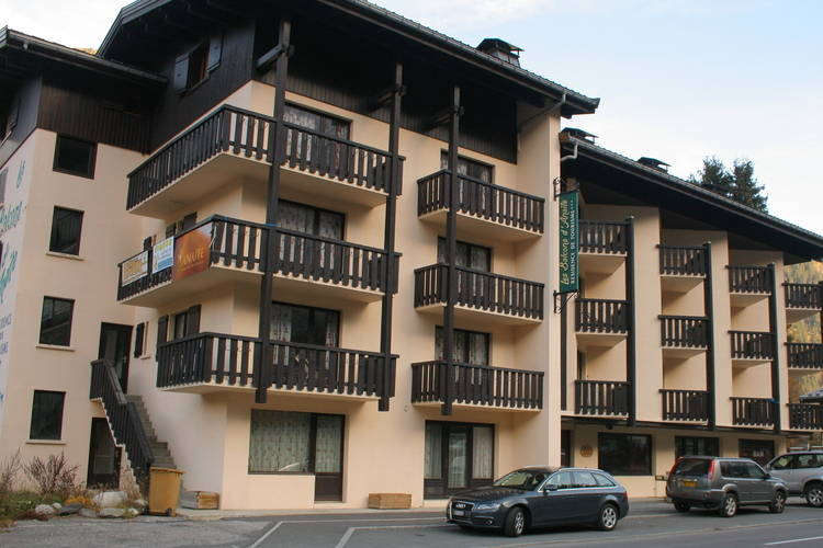 Residence Les Balcons d Anaite Les Houches Northern Alps France