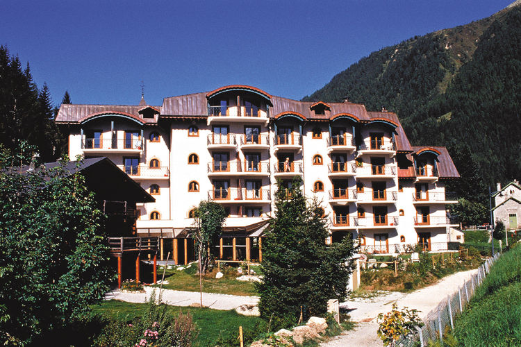 Residence Le Cristal d'Argentiere Chamonix Northern Alps France