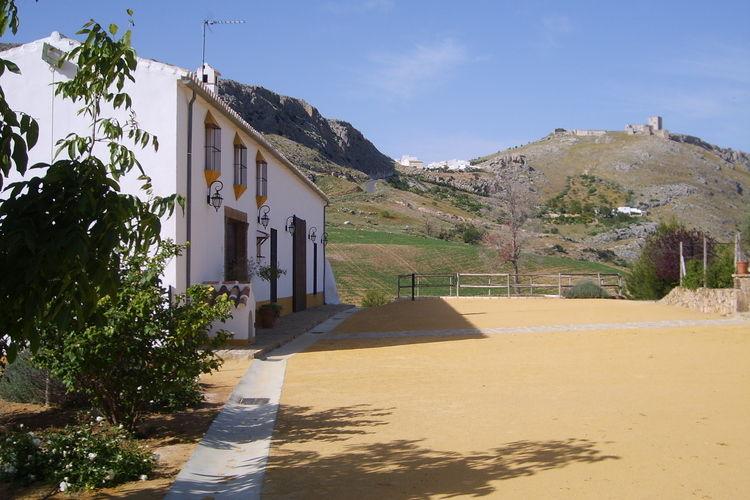 Camorra Teba Andalusia Inland Spain