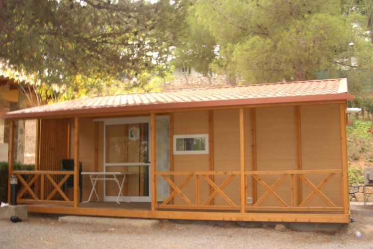 Camping Altomira - Cottage Altomira Valencia Region Inland Spain