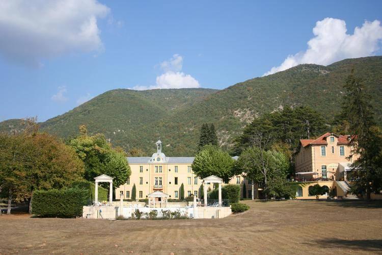 Provence Montbrun Les Bains Drome France
