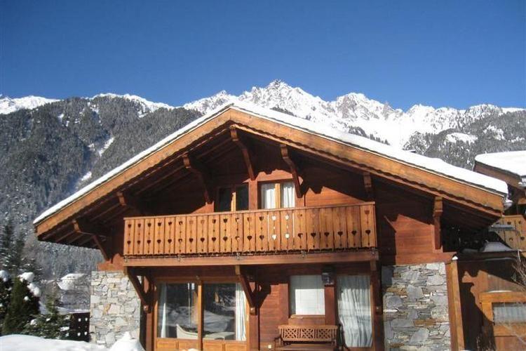 Serac Mont Blanc Les Praz Chamonix France