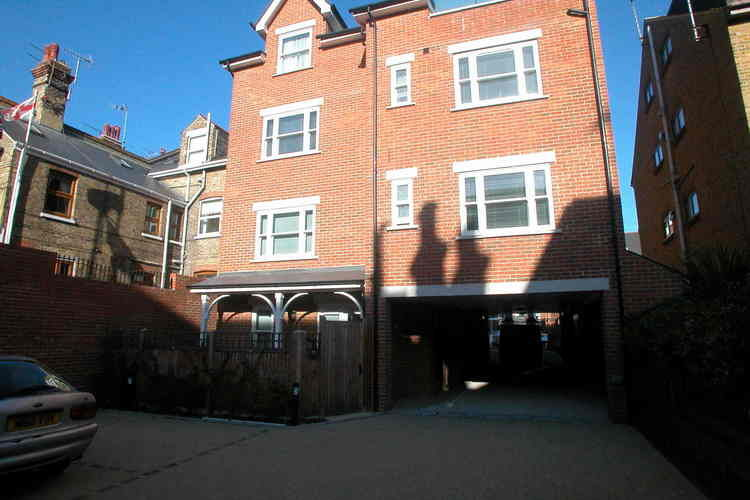 York Mansions Apartment Broadstairs Kent Great Britain