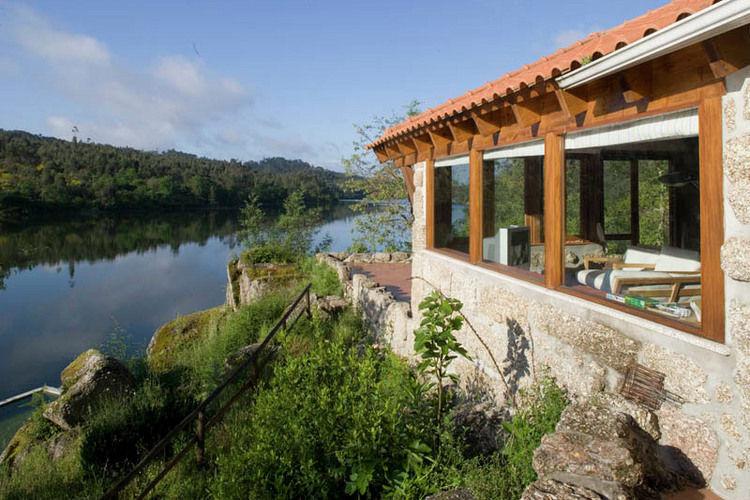 Casa O Fim Treixedo Beiras Centro Region Portugal