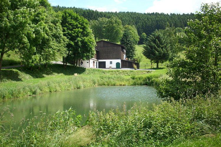 Am Damwildgehege Lennestadt Sauerland Germany