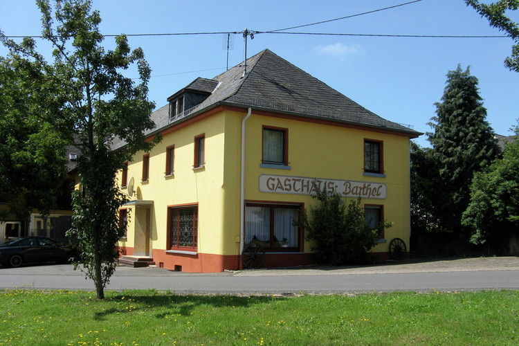 Gruppenhaus Barthel Ammeldingen bei Neuerburg Eifel Germany