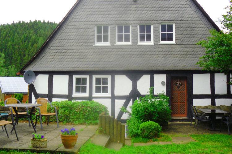 Kemper Eslohe-lochtrop Sauerland Germany
