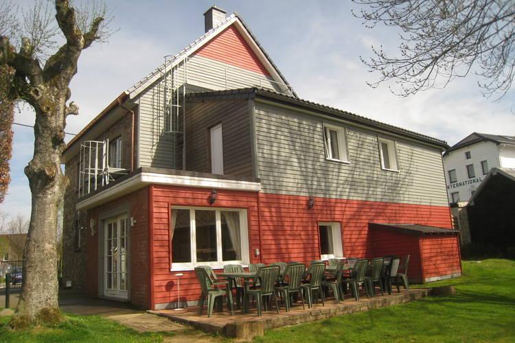 La Maison du Lac Robertville Liège Belgium
