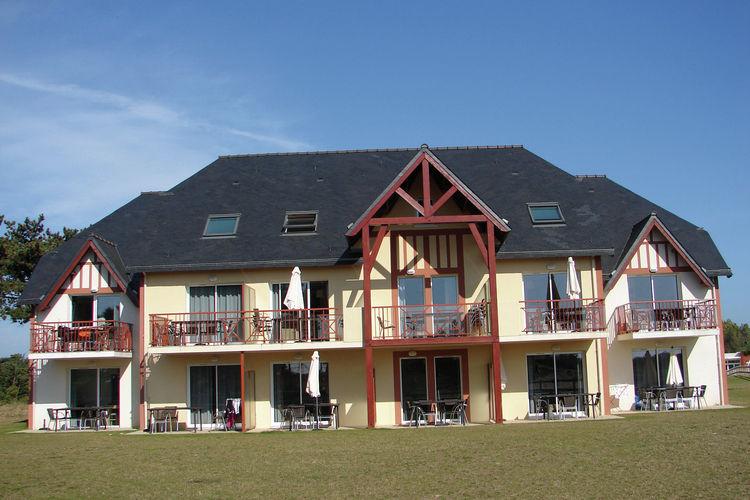 Residence Cap Green Frehel Brittany France
