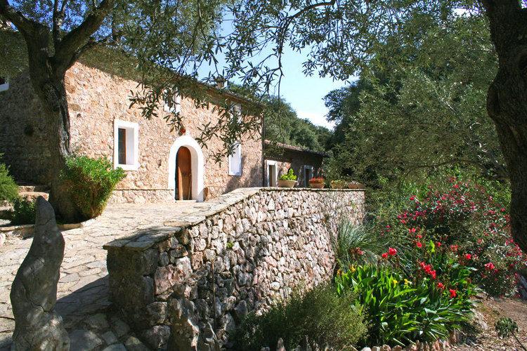 Rustic Escorca Majorca Spain