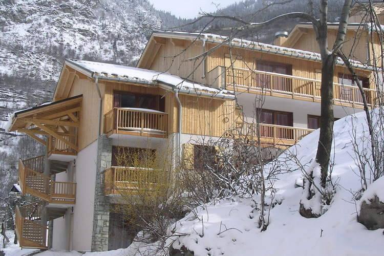 Le Hameau des Eaux d'Orelle Les 3 Vallees Northern Alps France