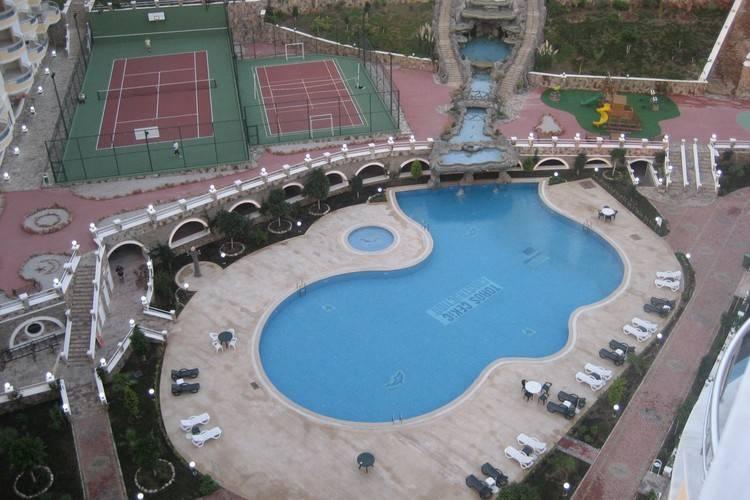 Paradise Hill Resort Alanya Mahmutlar Mediterrean Coast Turkey