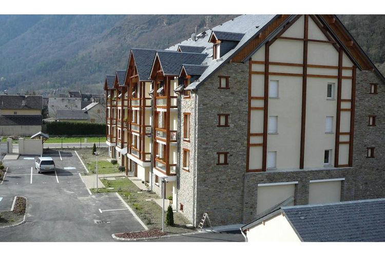 Bagneres-de-Luchon Midi-Pyrenees France