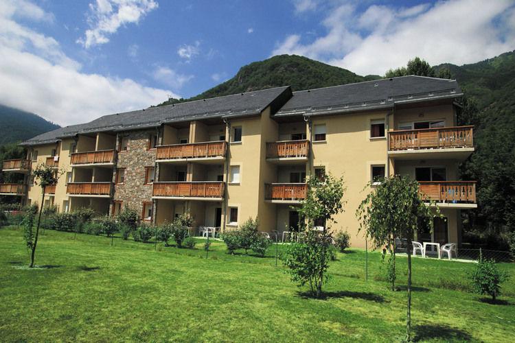 Residence Les Pics d Aran Bagneres-de-Luchon Midi-Pyrenees France