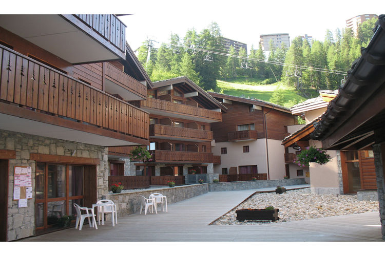 Les Chalets Edelweiss Macot-la-Plagne Northern Alps France