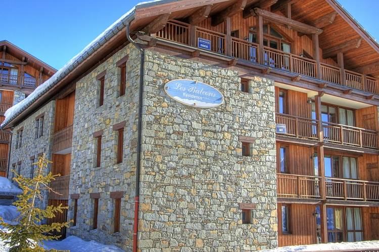 Les Balcons de La Rosiere Espace San Bernardo Northern Alps France