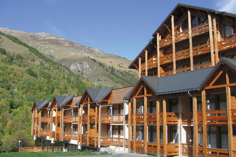 Residence Le Hameau de Valloire Valloire Valmeinier Northern Alps France