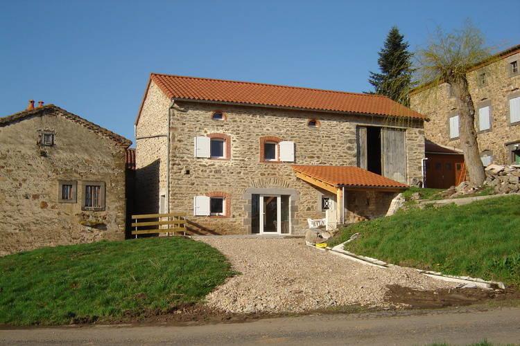 La Feniere Saint Beauzire Auvergne France