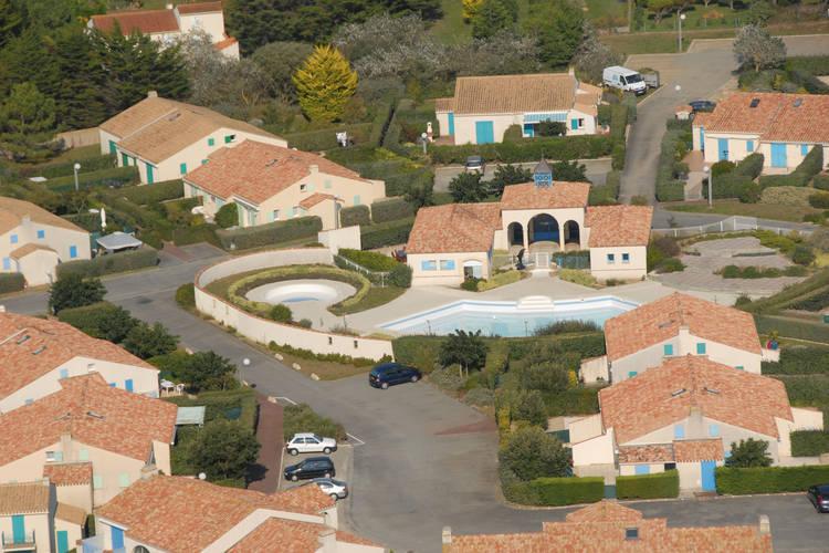Residences Domaine Grand Large et Les Oceanides Bretignolles-sur-Mer Loire France