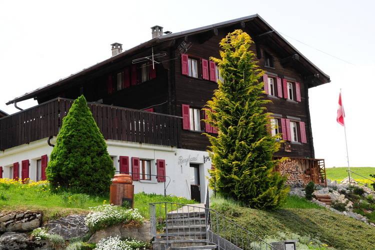 Haus Bergheimat Miraniga Obersaxen Grisons Switzerland