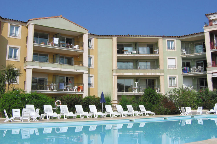 Residence Port Marine Sainte-Maxime Provence Cote d Azur France