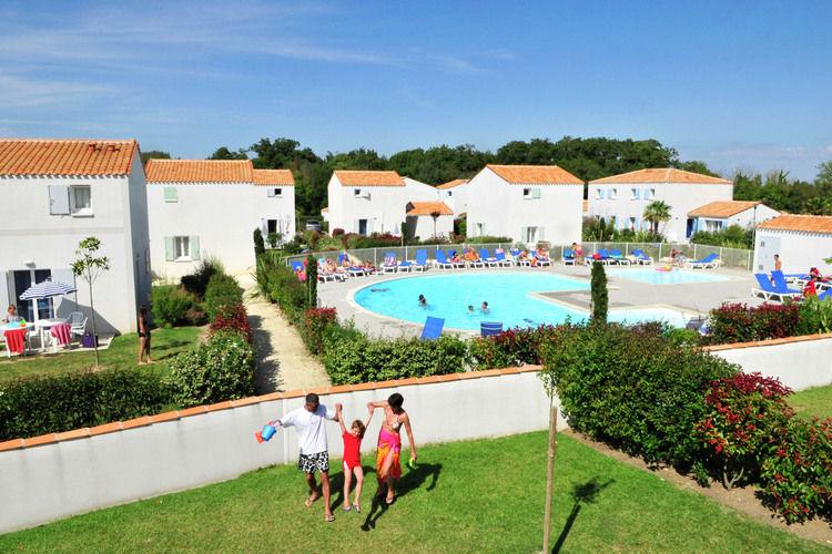 Residence La Palmeraie Saint-Georges-d Oleron Atlantic Coast France