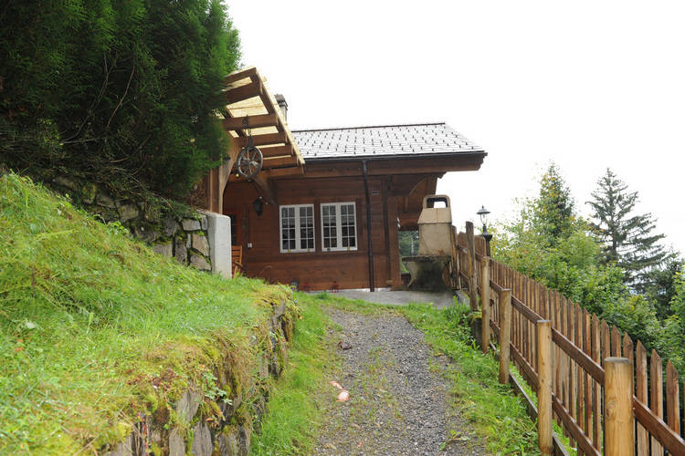 Fluelti Axalp Bernese Oberland Switzerland