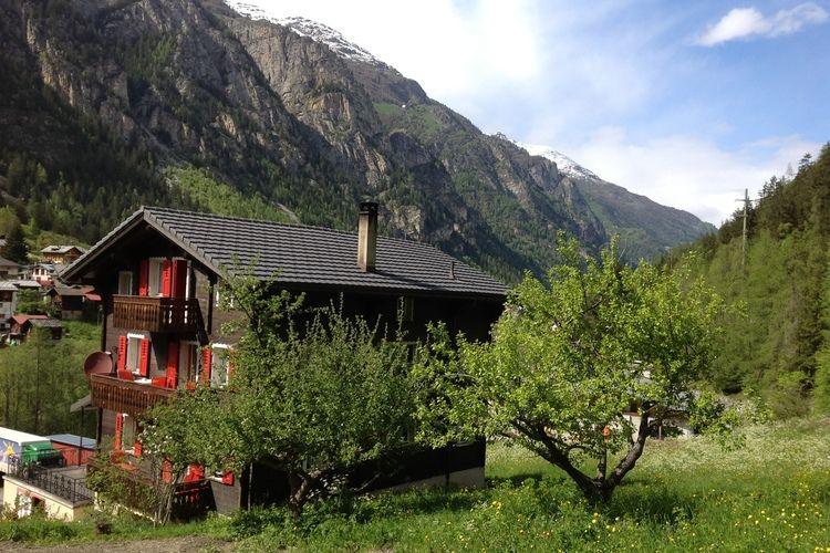 Haus Balmatten Mattertal Valais Switzerland