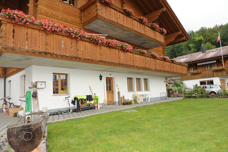Miriam Hasliberg Hohfluh Bernese Oberland Switzerland