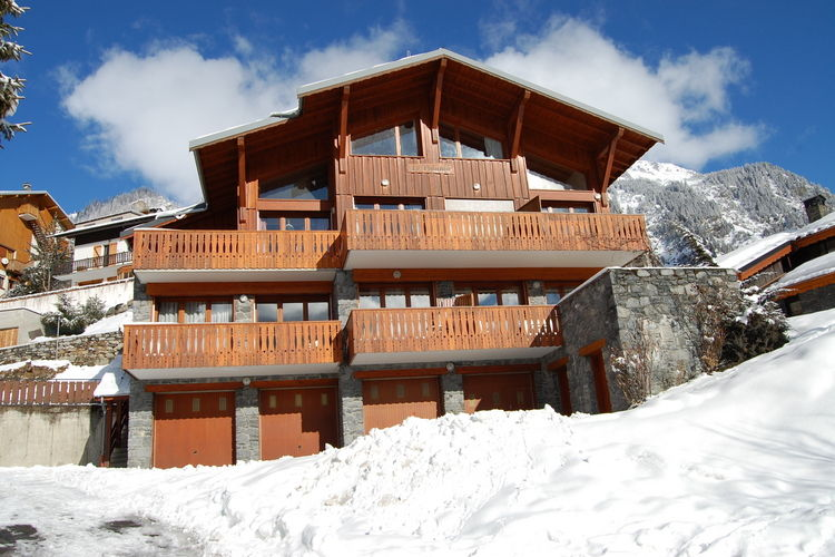 Chalet-Appartement Le Pointon (type 1) Paradiski Northern Alps France