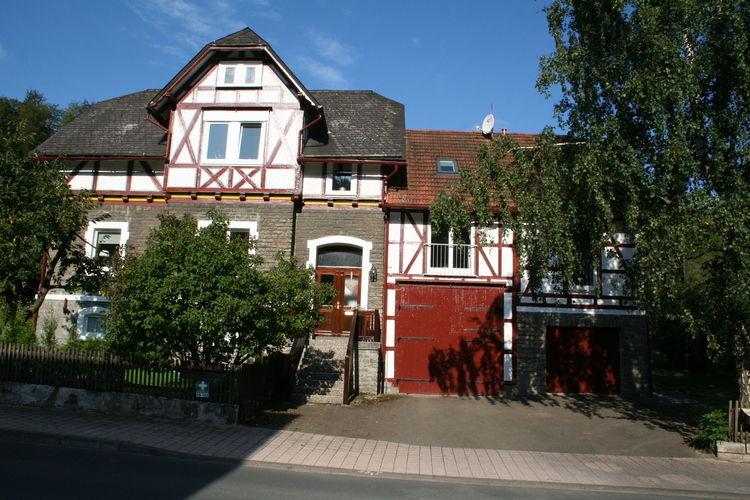 Forsthaus Willingen-schwalefeld Sauerland Germany