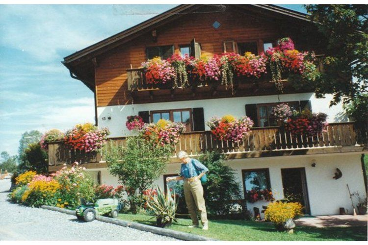 Studio im Ammertal Bad Kohlgrub German Alps Germany