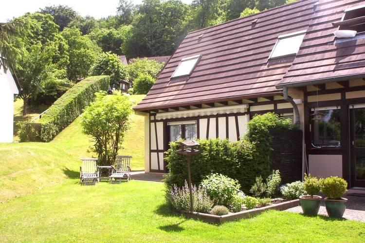 Pfaffenbronn Lembach Alsace Vosges Lorraine France