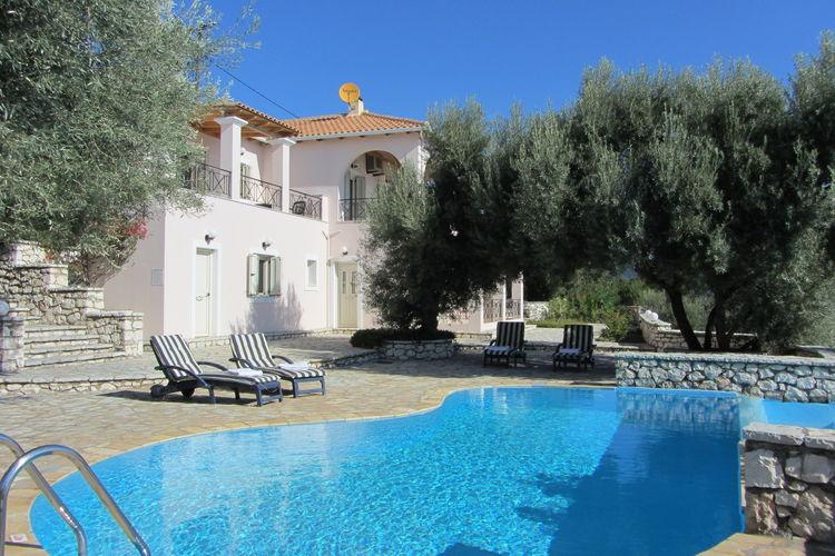 Villa-Sophia Sivota Lefkada Greece