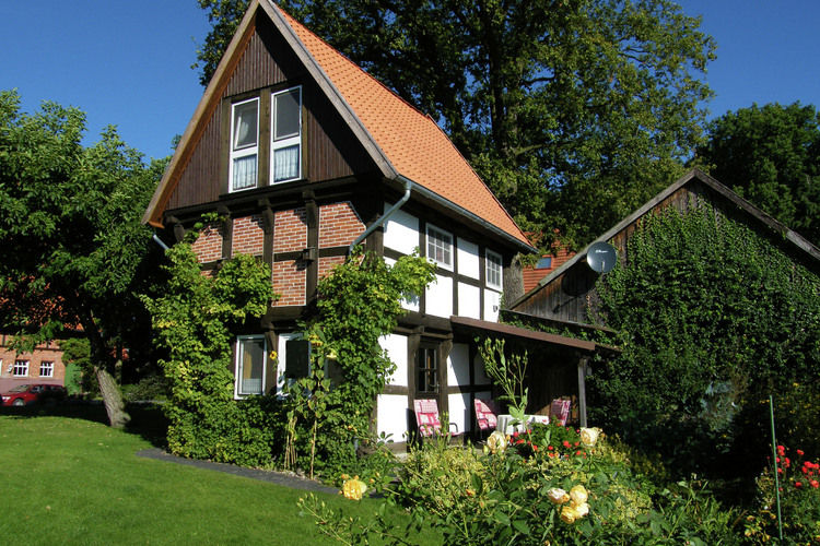 Alter Getreidespeicher Wienhausen Nordburg Lower Saxony Germany