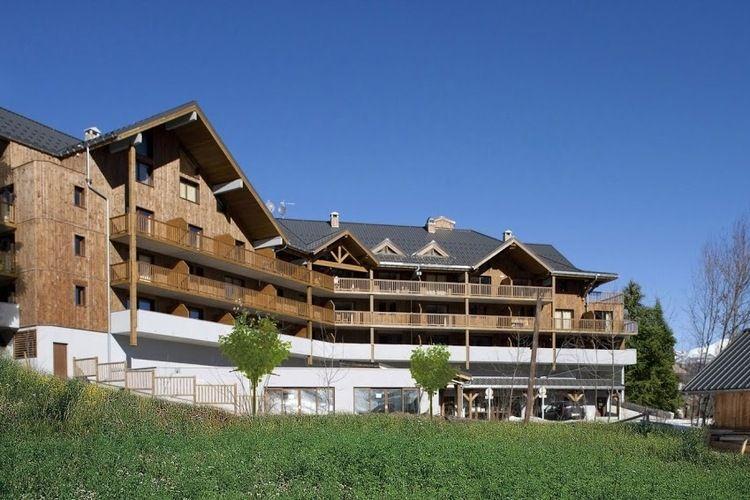 Residence Les Terrasses de la Toussuire Les Sybelles Northern Alps France