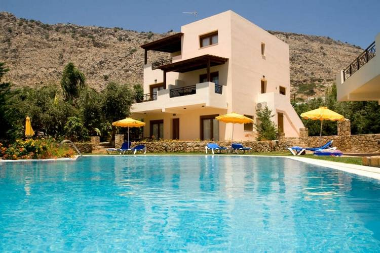 Blue Dream Executive Villa Pefkos-lindos Rhodes Greece