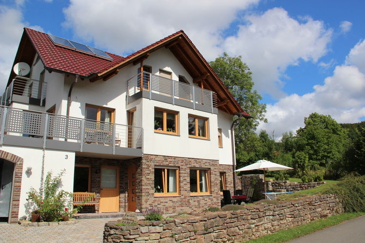 Ferienwohnung Faber Horn-bad Meinberg Teutoburg Forest Germany