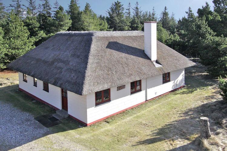 Lyng Villa Blavand Westcoast of Jutland Denmark