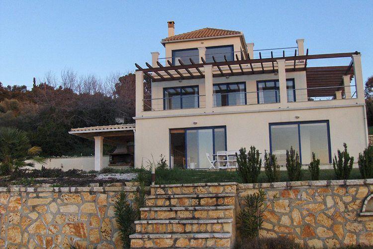 Villa Blue Whale Karousades Corfu Greece