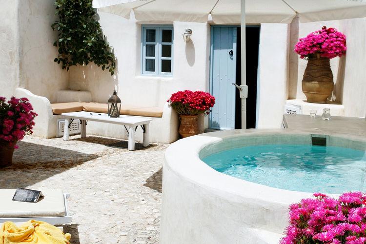 Villa Ivi Megalochori Thira Santorini Greece