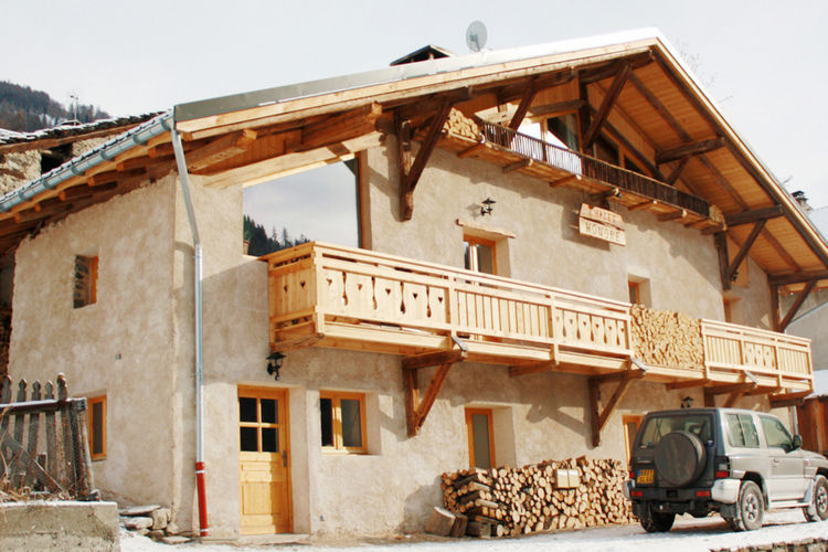 Chalet Honoré - Peisey-Vallandry - Exterior - Winter