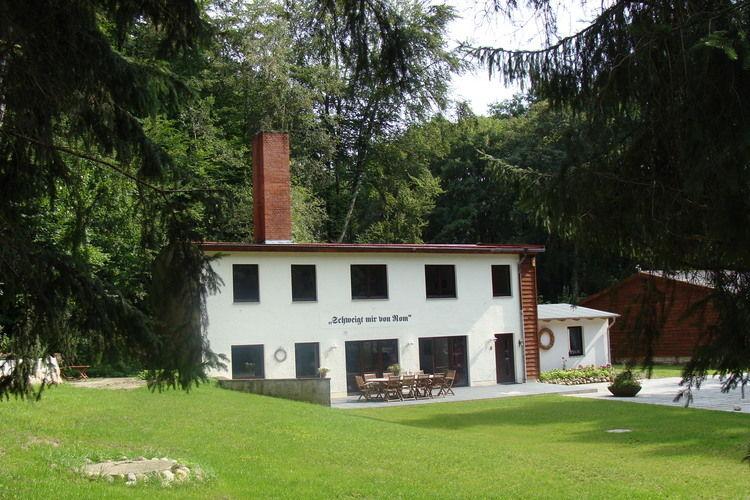 Schweigt mir von Rom Bad Stuer Mecklenburg-Cispomerania Germany