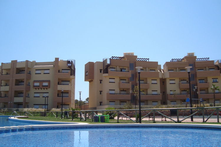 Penthouse Tercia La Tercia Costa Calida Spain