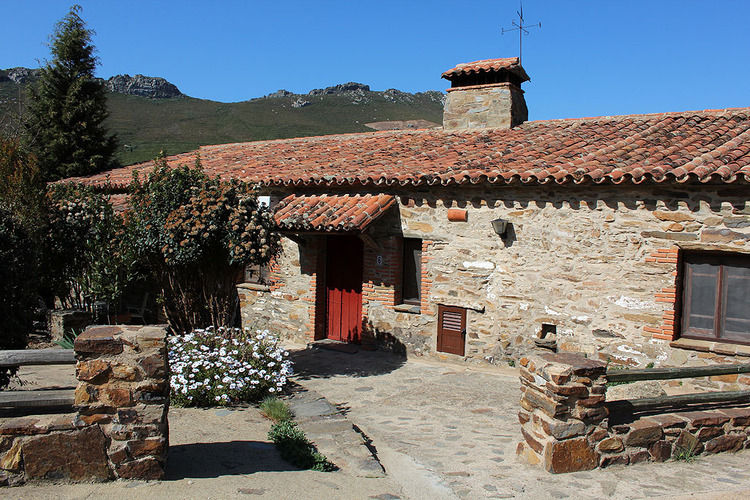 Casa El Jiniebro Valencia De Alcantara Extremadura Spain