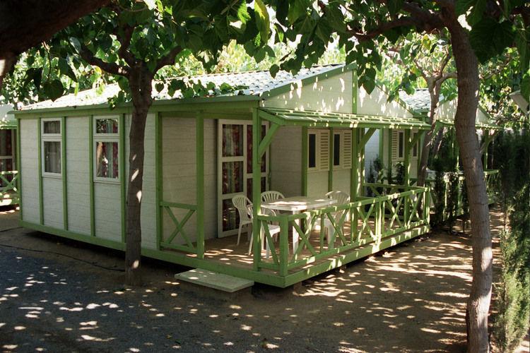Camping Cambrils Playa  Costa Dorada Spain