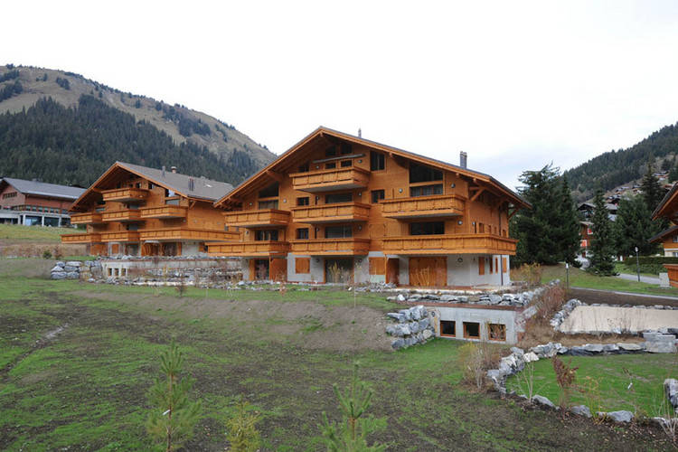 Edelweiss Morgins Troistorrents Geneva Leman Switzerland